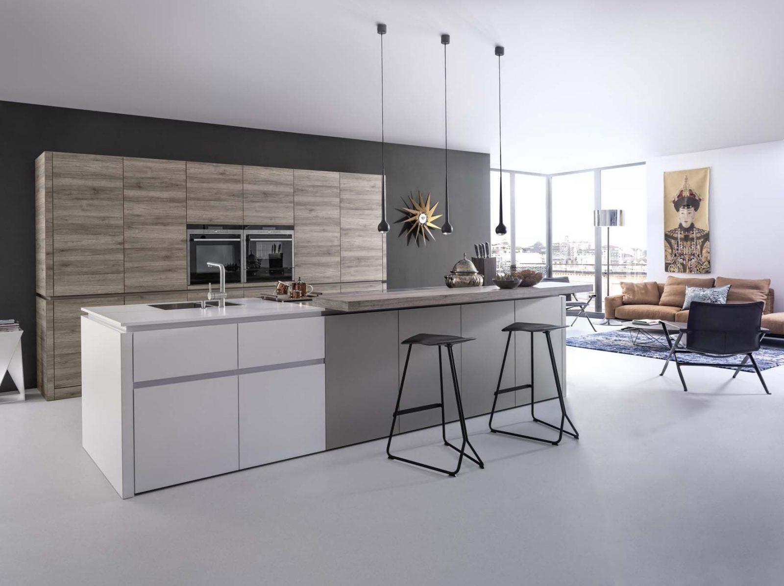 Cocinas de dise o en madrid armarios y vestidores - Ver modelos de cocinas modernas ...