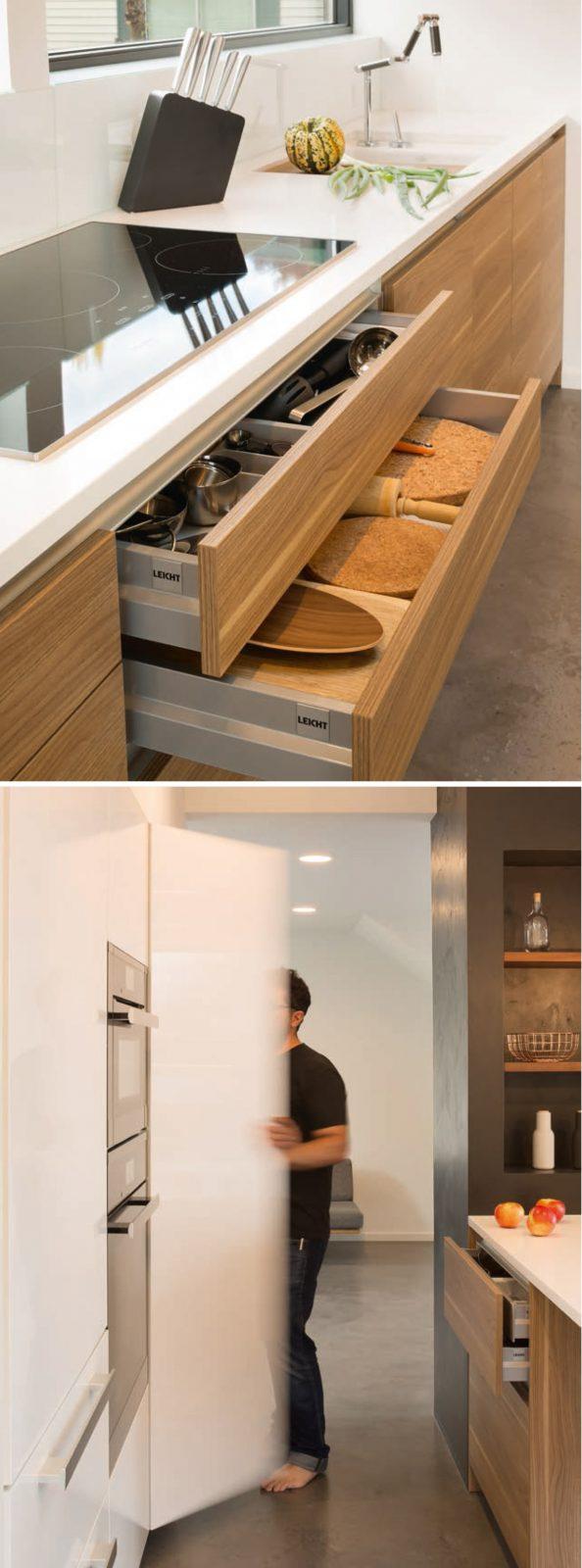 Arquitectura Cocina Minimalismo L Mite En Seattle Zelari Es # Muebles Cocina Zelari Nuzzi
