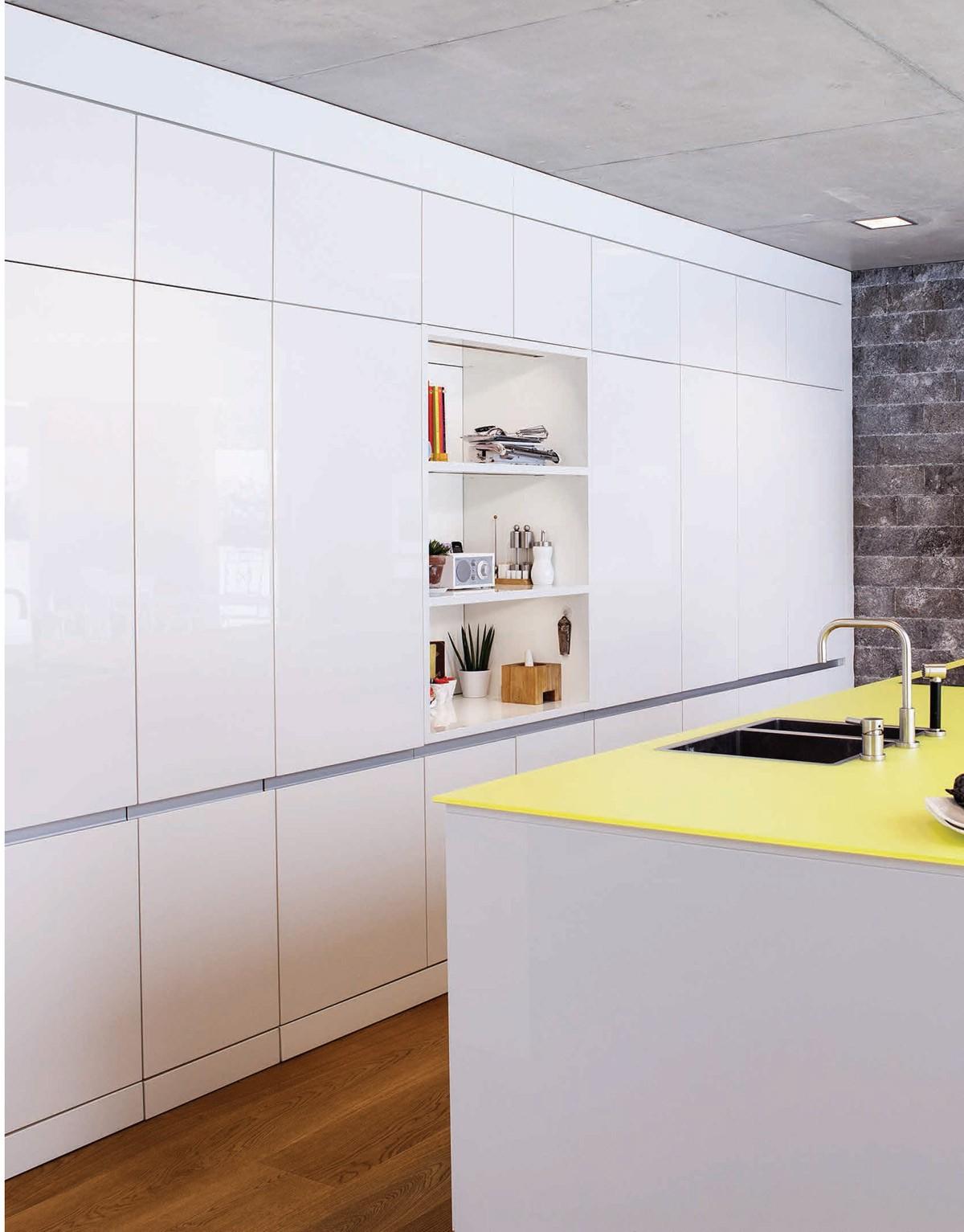 Arquitectura cocina la precisi n de los detalles en - Zelari de nuzzi ...