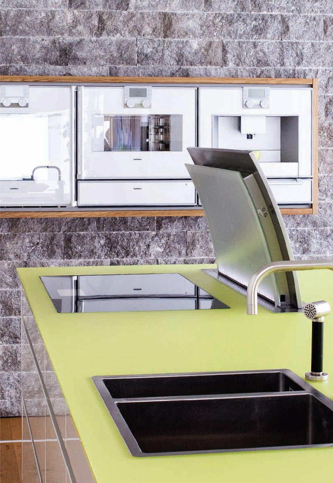 Arquitectura Cocina La Precisi N De Los Detalles En G Ppingen  # Muebles Cocina Zelari Nuzzi