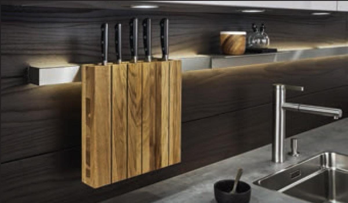 Modo By Leicht Funcionalidad Contempor Nea Sobre Encimera Zelari Es # Muebles Cocina Zelari Nuzzi