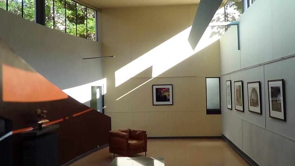 L'ocre rouge Les Couleurs Le Corbusier Leicht Zelari de Nuzzi