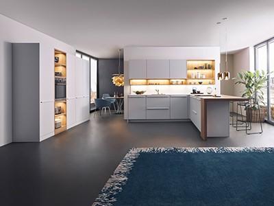Muebles de cocinas en Madrid | Zelari de Nuzzi.