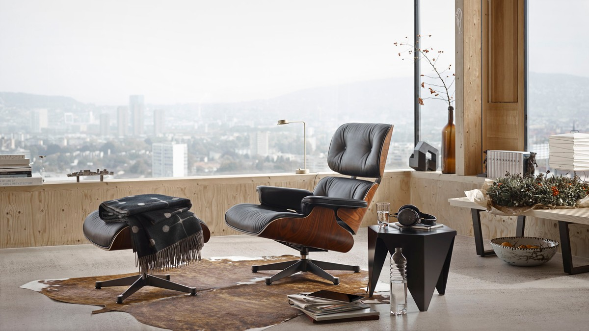 Vitra_Zelari_LoungeChair_Ottoman_Ray-charles-Eames_arquitectura-de-interiores